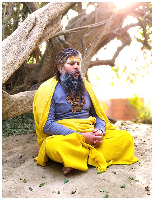 About Maharaj Ji
